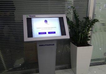 Information kiosks
