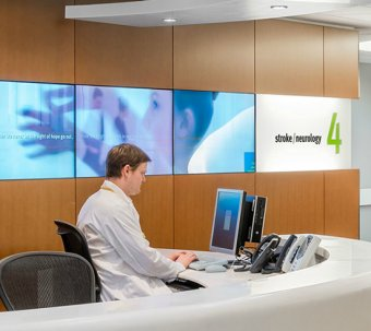 Медицинские учреждения и банки