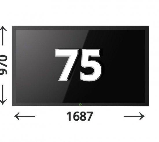 Мультиборд LCD FP-75 - 1