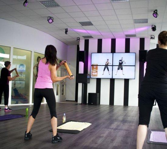 Fitnes klublar - 2